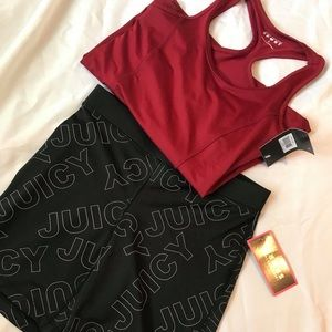 New Juicy Couture Sport Outfit